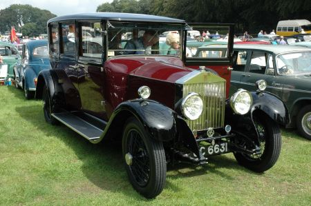 Historic Vehicle Class - Exemption from Vehicle Excise Duty (VED)