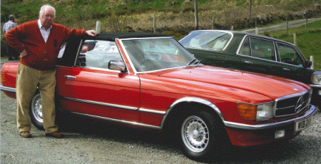 1983 Mercedes 280 SL (R107) For Sale.