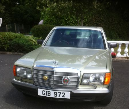 1983 Mercedes 380SE - For Sale