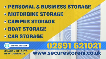 Secure Car Storage - Monthly