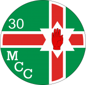 30 Motor Cycle Club of Ulster